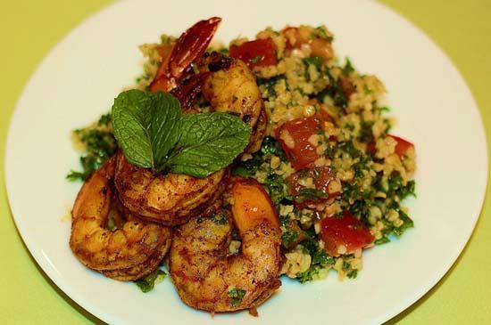 Lebanese tabouli