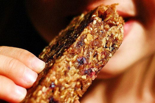 multigrain energy bar